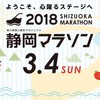 静岡マラソンに駆けろ!!