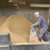 籾殻断熱材大作戦スタート