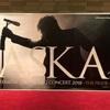 5年8ヶ月ぶりにASKAさんのコンサートへ行ってきた。