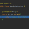 Skaffoldを用いてローカルでk8sにデプロイするJavaアプリの開発を行なう
