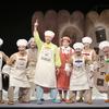 オペラ『ロはロボットのロ』の公演は 今日!