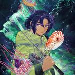 『マグメル深海水族館』第3巻発売です♪