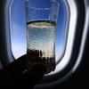 フィンエアー78便 ビジネスクラス 関西‐ヘルシンキ 搭乗記 イッタラのグラスがおしゃれな機内食編  AY78 Business Class KIX-HEL A330‐300 2017 Dec