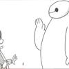 鉄拳パラパラ漫画新作・ディズニー映画「ベイマックス」プロモーションビデオ