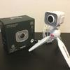 新しく購入したWebカメラ。