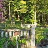 人穴富士講遺跡は角行所縁の富士講聖地
