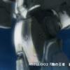 【HGUC ホワイトオーガ】其の4~5_膝当て&足(クツの部分)