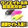 【ペイフォワード】クランクベイトのオリカラ「ワンエイトSR有頂天カラー」通販サイト入荷!