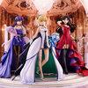 【Fate/stay night】1/7『セイバー 遠坂凛 間桐桜 15th CelebrationDress Premium Box』完成品フィギュア【グッドスマイルカンパニー】より2021年6月発売予定♪