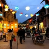 ベトナム航空でダナン旅行@ホイアン夜編。古式ゆかしきランタン夜景のオールドタウン