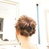 結婚式のヘアセット、ヘアアレンジ。 ~川越氷川神社の近くにある美容室merrygate(メリーゲート)~