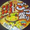 マルちゃん ごつ盛り スタミナピリ辛タンメン 89+税円(サンエー)