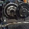 #バイク屋の日常 #ホンダ #クロスカブ #エンジンオーバーホール #JA45