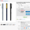 書いてデジタル! おすすめスマートペン:Neo Smartpen  M1+(日本未発売・機能更新機種) を買うなら、米ebay.comで。11,843円!!!