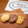 アメリカンクッキーの専門店「Yoko's Cookies」の撮影をさせていただきました