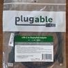 PlugableのUSB-C-DisplayPort変換ケーブルでモニターと直接繋いでみた