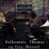 Daft Punkが黒頭巾を被りインタビューを受ける動画とトーマの500枚限定プレス新曲「Riga (Take 5)」フル動画を発見した件