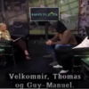 Daft Punkが黒頭巾を被りインタビューを受けるレアな動画を発見した件