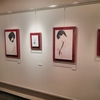 丁子紅子さんの個展 「あなたへ」を見てきました。