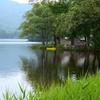 曽原湖(福島県北塩原)