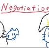 交渉を優位に進める心理テクニック「ドア•イン•ザ•フェイス テクニック」とは?