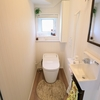 【WEB内覧会】階段下にある1畳のトイレ アラウーノS2 間取りと採用オプション 一条工務店 i-smart