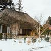 普通の住宅街?いえ『金ケ崎町城内諏訪小路重要伝統的建造物群保存地区』です。