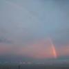 朝起きて大きな虹を見ながら考えた「ブログをする目的」の話②