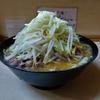ラーメン二郎で味噌ラーメンを食べました @ラーメン二郎京成大久保店 その147
