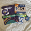 Received from United Airlines Guam Marathon Japan Office