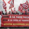 SNCFのストライキ