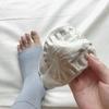 靴下で足裏つるつる化計画
