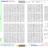 COMITIA119サークル名入り配置図