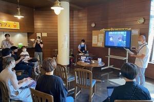 ~大阪藤井寺モデルのスマートシティ~スマートグラス活用による農家と飲食店の新たなマッチング会を実施しました!