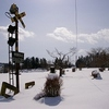 日中線記念館・2010年冬・雪小法師祭り