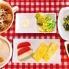 もち麦復活!3食の配分を調整中です【食事&体重記録】