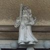 鍾馗さんを京都の町で撮影。