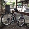 サイクリングの休憩に