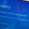 windows10の青画面エラーメッセージ:BCD、0xc00000dからの回復に頑張ったお話