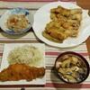 2016/10/23の夕食