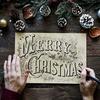 クリスマスカードの注文完了!