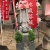 四天王寺のお地蔵さん