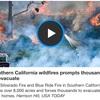 Hurricane Zeta, Southern California wildfires, coronavirus pandemic: 5 things to know Wednesday
