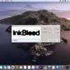 紛らわしい文字列をもっと紛らわしくする「InkBleed」をMac App Storeで販売開始