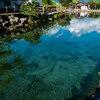 湧水町「丸池湧水」に行ってきました