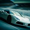 フェラーリ488のカスタマイズブランド「ネロコルサ」のWEBサイトが公開