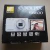 愛用のNikon クールピクス S6600③ 届きました。