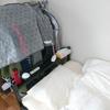 ベッド周りの家具と便利グッズ‼︎一人暮らしの部屋紹介