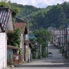 斎川宿・越河宿・貝田宿,奥州街道の旧宿場町を歩く。