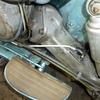 C111 右レバーに付くワイヤー(駆動フリーワイヤー?)を装着